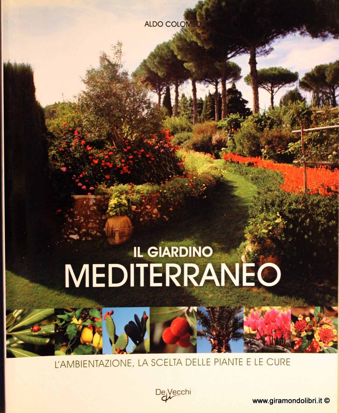 Amazon It Il Giardino Mediterraneo Aldo Colombo Libri