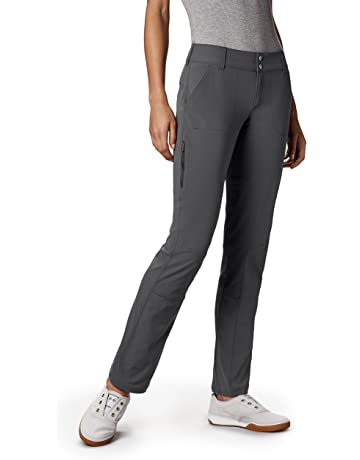 3f471a8753 Columbia Women's Saturday Trail Pant, Water and Stain Resistant