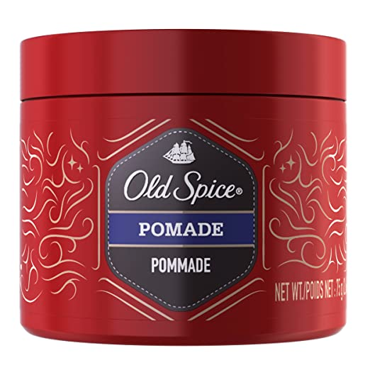 Old Spice Spiffy Mens Sculpting Pomade 2.64 FL OZ
