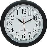 Backwards Clock Linksumgewand Time Piece Witz Neuheit Streich-Geschenk