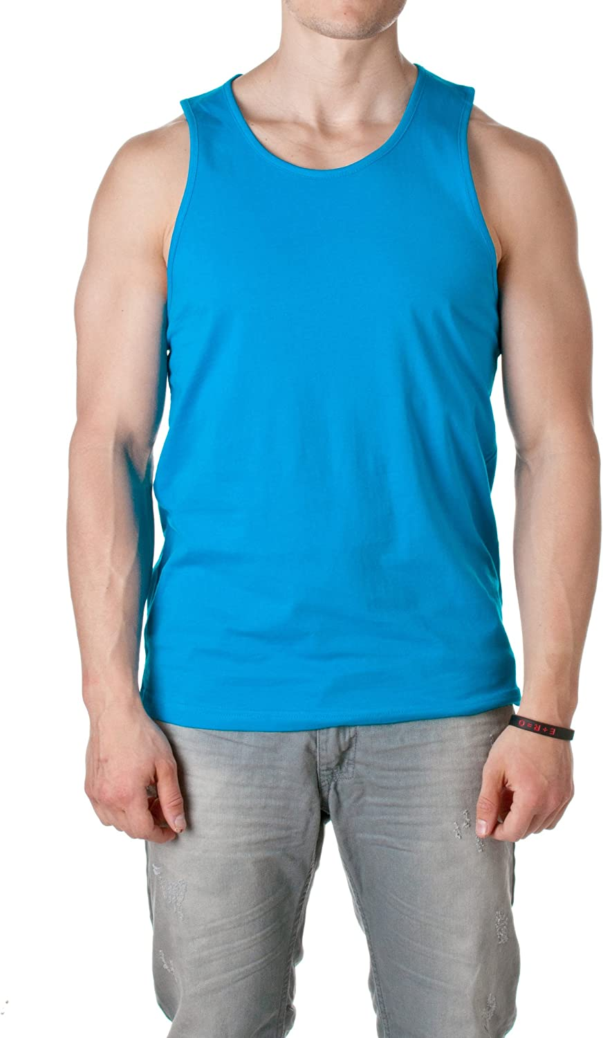 Next Level Apparel mens Next Level Premium Jersey Tank(3633)