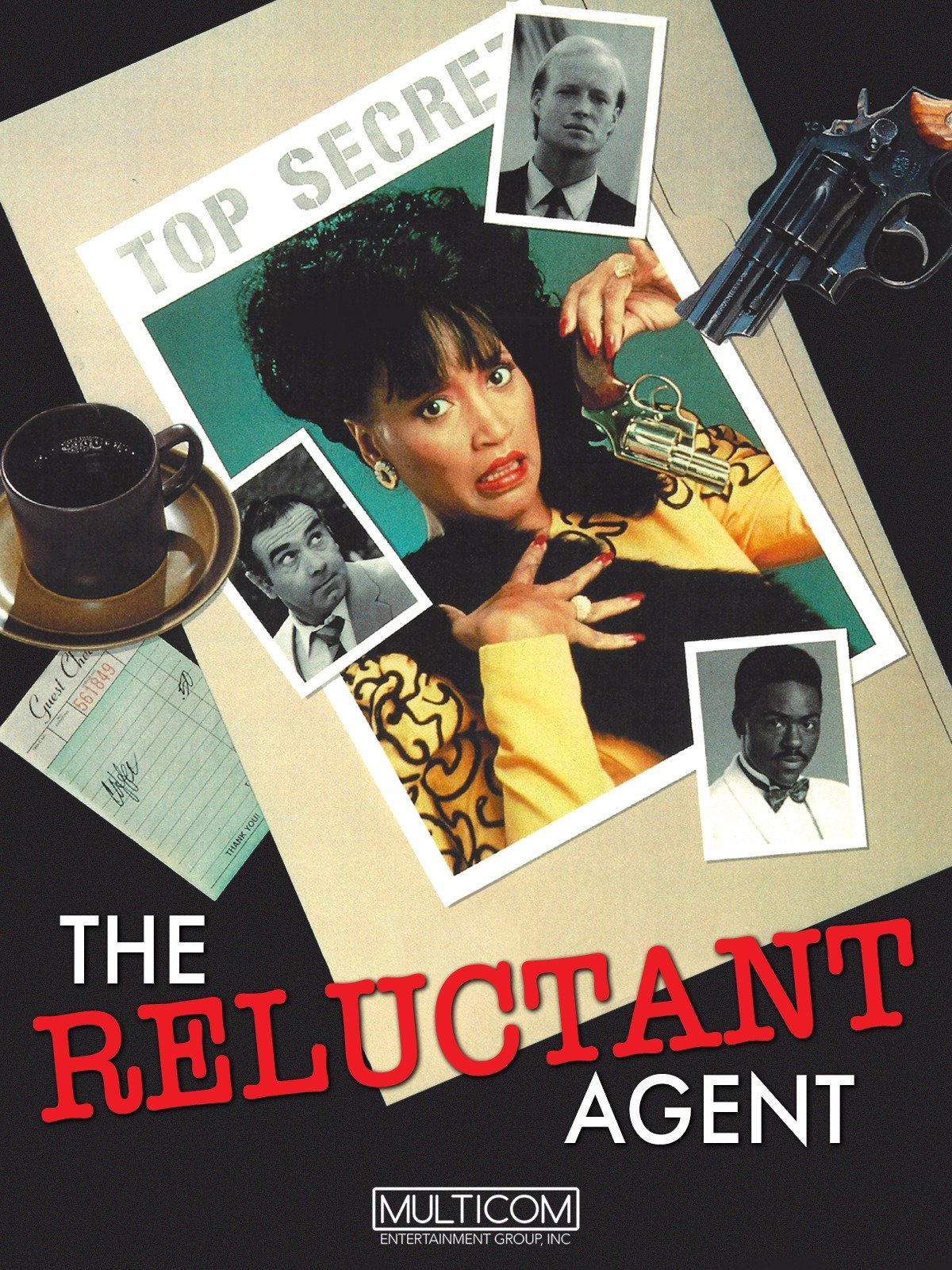 The Reluctant Agent on Amazon Prime Video UK
