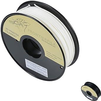 PLA 1kg 2.85mm blanco - Filamento para impresora 3D - FrontierFila ...
