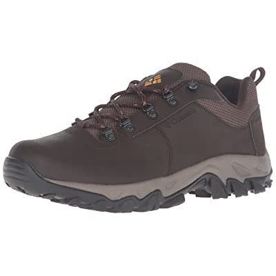 Columbia Men's Newton Ridge Plus Low Waterproof Hiking Shoe | Hiking Shoes
