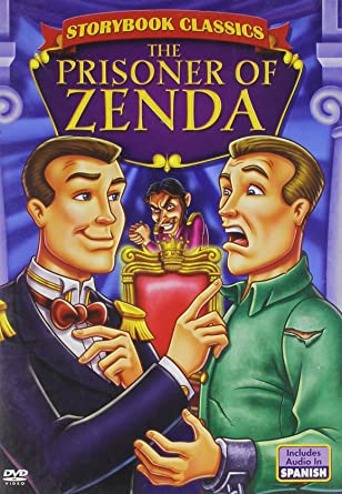 Amazon. Com: the prisoner of zenda: the graphic novel (campfire.