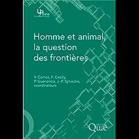 Homme et animal, la question des frontières (Update Sciences & technologies) (French Edition)