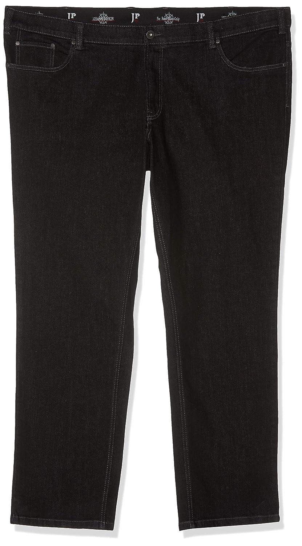 JP 1880 Herren große Größen bis 66, Jeans, Denim-Hose im 5-Pocket-Style, Stretch-Komfort, elastischer Bund & Regular Fit 708067 B01N30XNII Jeanshosen Lassen Sie unsere Produkte in die Welt gehen