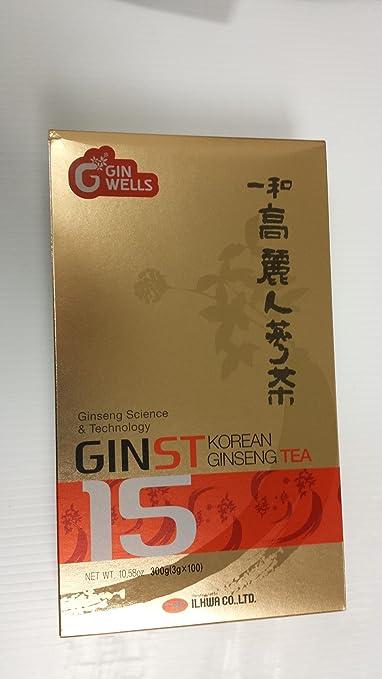 Amazon.com: ginst-15 ilhwa Ginseng Ciencia y tecnología ...