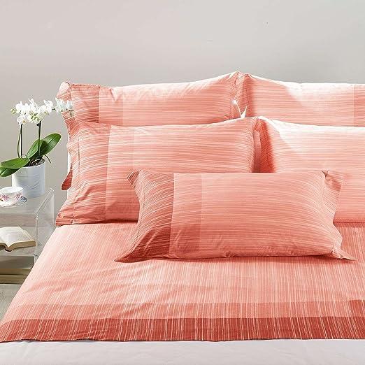 Caleffi Completo sábanas Matrimonio Nordic algodón: Amazon.es: Hogar