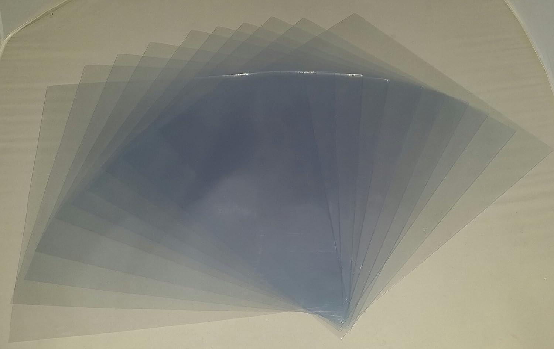 Custodie trasparenti per Vinili x25 da 30.5cm