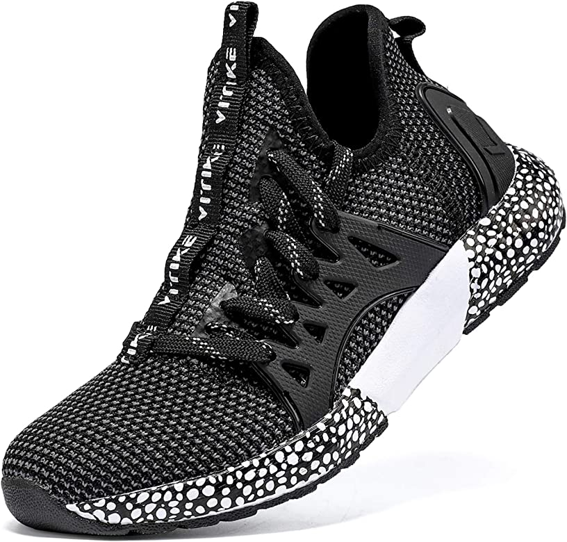 Kids Trainers Mesh Running Shoes Casual