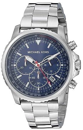 b66402427b6 Amazon.com: Michael Kors Men's Theroux Analog-Quartz Watch with ...