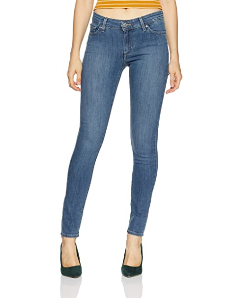 b5717ed1a4b Levi s Women s Skinny Fit Jeans  Amazon.in  Clothing   Accessories