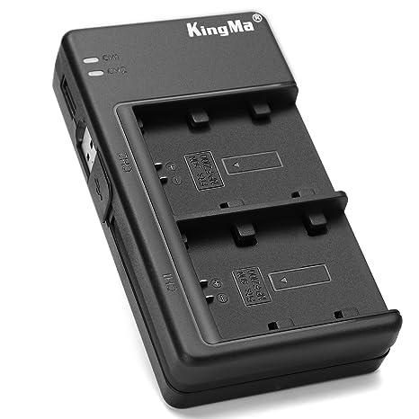 Cargador NP-FZ100, Entrada USB Tipo C, Interfaz de batería ...