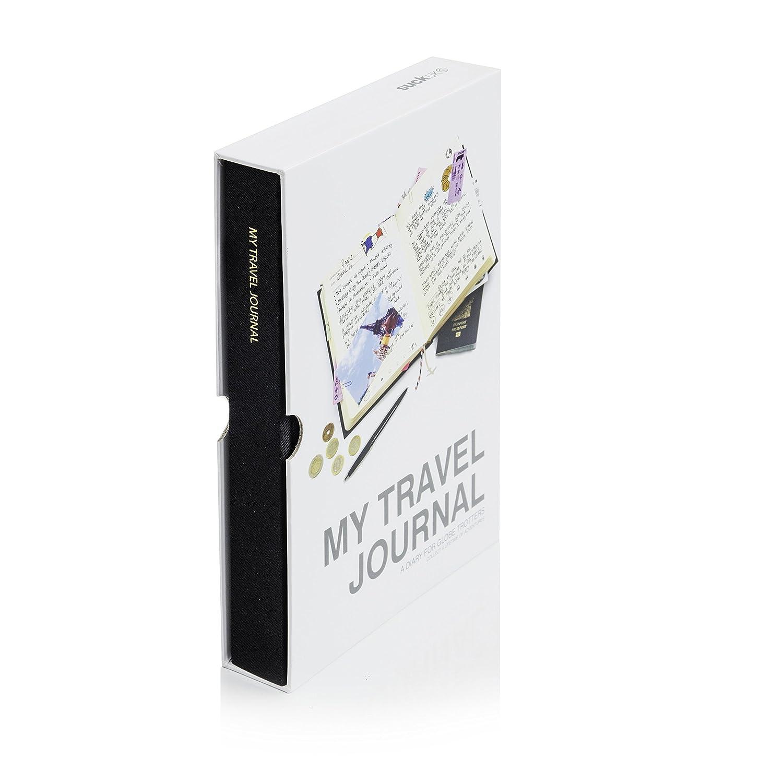SUCK UK Le Journal de Notre Vie - Grise SK OURLIFESTORY2 Journal de 100 ans Livre d'Or Royaume-Uni