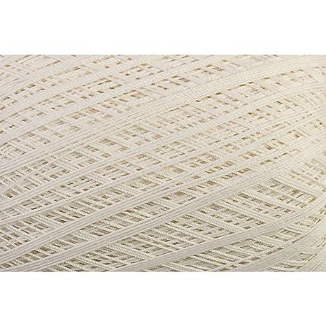 Gründl – Hakelgarn 100 inalámbrico algodón ganchillo, häkelgarn- Gründl – Crudo 102