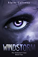 Windstorm (The Elemental Clan Series Book 4) Kindle Edition