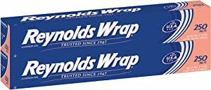 "Reynolds Wrap Standard 12""x 250' Foil Wrap, 2 pk. (pack of 6)"