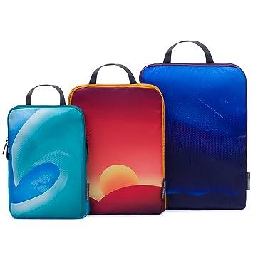 amazon com ursa minor travel compression packing cubes set