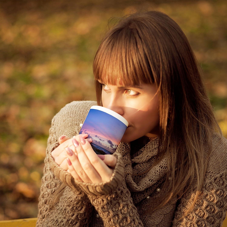 Amazon.com: Westlake Art - Sunset Sunrise - 11oz Coffee Cup Mug ...