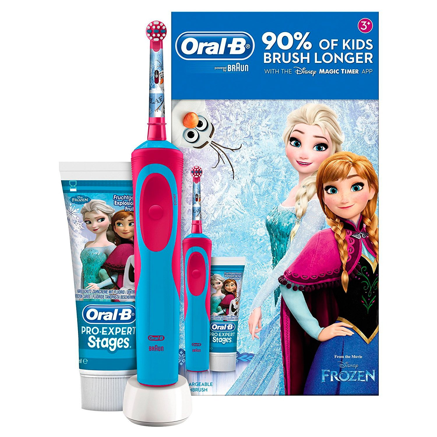 Oral B Frozen - Cepillo electrico aa5c5fb4d25f