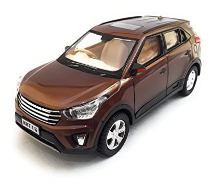 Buy The Game Begins Hyundai Krt Creta Miniature Pull Back Action