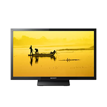 Sony Bravia KLV-22P402C 55 cm (22 inches) Full HD LED TV (Black) Televisions at amazon