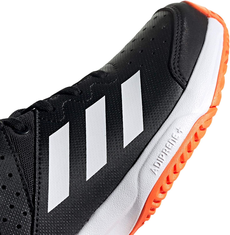 adidas Court Stabil Jr Zapatillas de Balonmano Unisex Ni/ños