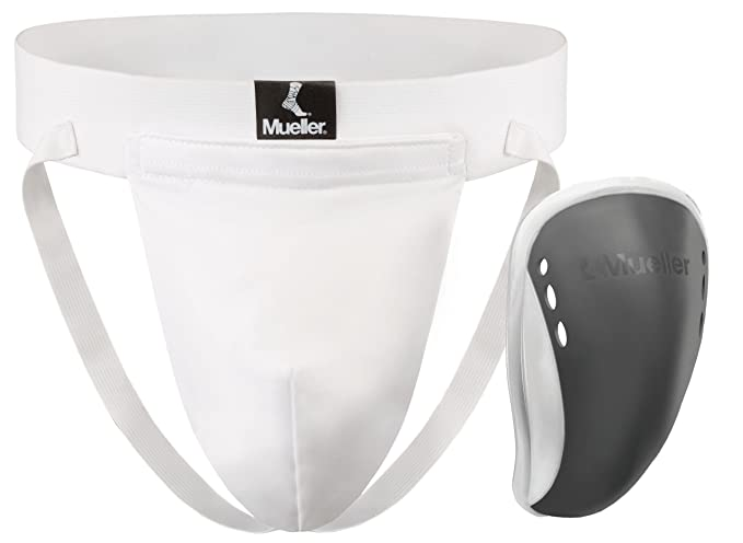 Mueller Adult Athletic Supporter w/Flexshield