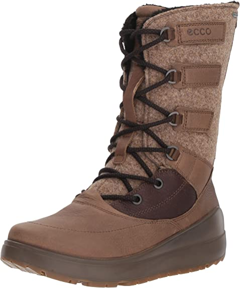 ecco gore tex womens boots