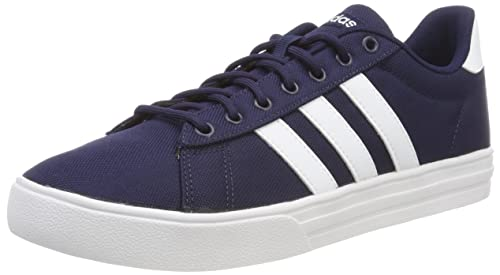 separation shoes 6640c 1457f adidas Daily 2.0, Scarpe da Basket Uomo, Blu (Collegiate NavyFootwear White