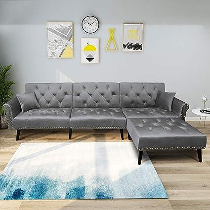 Pleasing Amazon Com Decor Hut Sofa Bed Set Modern Style Living Room Creativecarmelina Interior Chair Design Creativecarmelinacom