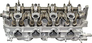 CORE RETURN REQUIRED Remanufactured Honda Civic 1.7 SOHC NON VTEC Cylinder Head Complete Cast # PLE//PMR