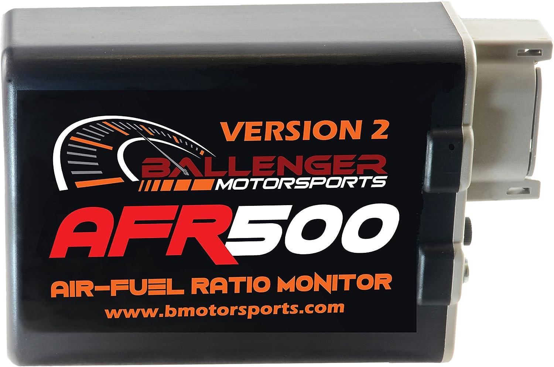 Ballenger Motorsports AFR500v2 Air Fuel Ratio Monitor Kit with Bosch LSU 4.9 Sensor
