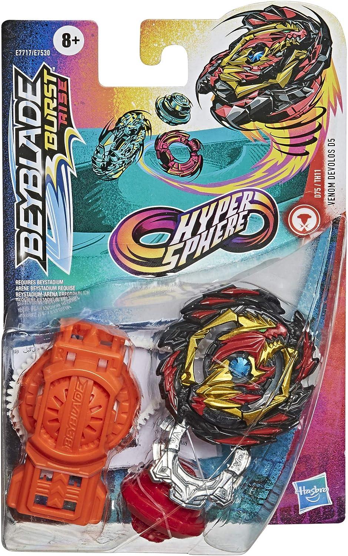Beyblade- Hypersphere Venom Diabolos (Hasbro E7717ES0)