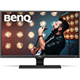 BenQ EW3270ZL 32 Inch QHD Eye-Care Monitor, Contrast 3000:1, Brightness Intelligence Sensor, Black