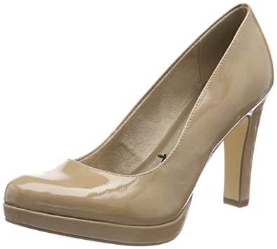 Tamaris Damen Pumps Beige
