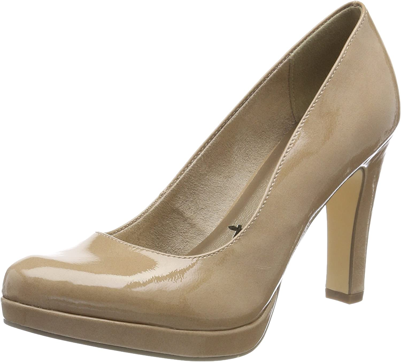 TALLA 38 EU. Tamaris 22426, Zapatos de tacón con Punta Cerrada para Mujer