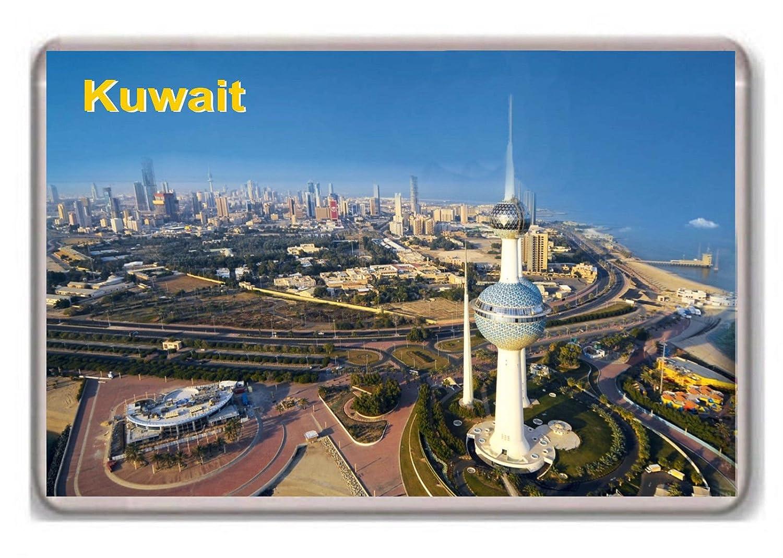 Amazon.com: Kuwait/fridge/magnet: Kitchen & Dining