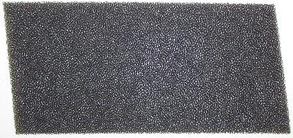 1 Filtre 1 x Filtre pour Whirlpool/® Bauknecht/® Privileg/® HX S/èche Linge Pompe /à Chaleur Filtre Mousse Filtre /Éponge Taille 220x110x8mm Remplace 481010354757