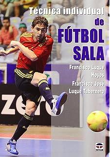 Tecnica individual del portero de futbol sala   Individual Futsal ... 7c4b330c538fa
