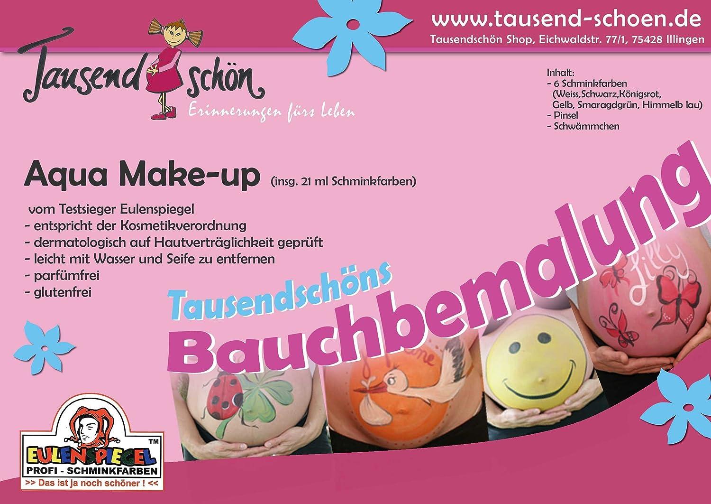 Bücher & Zeitschriften Baby Bauchbemalung Set Schwangerschaft Bauch Bemalung Pinsel Farbe Heft