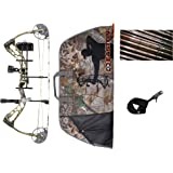 Diamond Edge SB-1, Mossy Oak Country Camo, Right Hand, 7-70lbs, Ready to Hunt Package