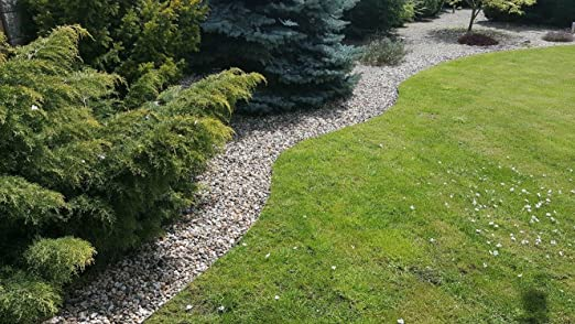 AMISPOL® Flexible Borde de Jardín, Bordillo Escondido - 170/4 mm ...