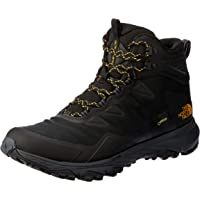 The North Face Men's Ultra Fastpack Iii Mid GTX Trekking & Hiking Boots, TNF Black/Amber