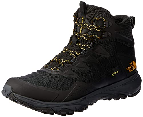 2977ced047e THE NORTH FACE Ultra Fastpack III Mid GTX Shoes Men TNF Black/Amber ...