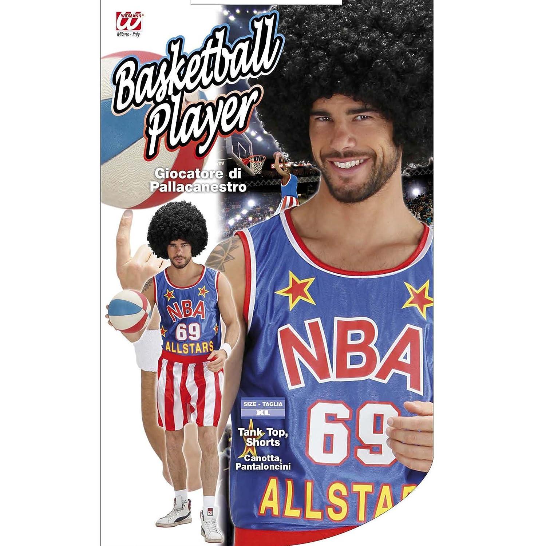WIDMAN Baloncesto Traje de Jugador Extra Grande para American Sports vestido de lujo: Amazon.es: Juguetes y juegos