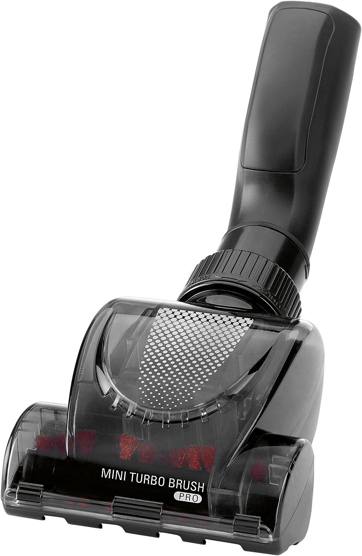 Rowenta Mini Turbo ZR901701 - Cepillo para Silence Force Extreme Cyclonic, Especializado en Eliminar el Pelo de Mascotas, Negro