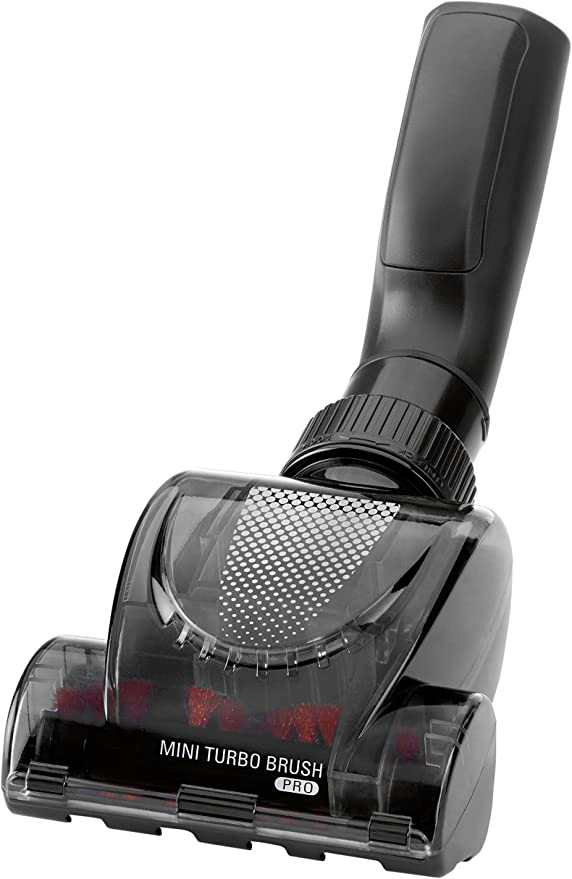Rowenta Mini Turbo ZR901701 - Cepillo para Silence Force Extreme Cyclonic, Especializado en Eliminar el Pelo de Mascotas, Negro: Amazon.es: Hogar