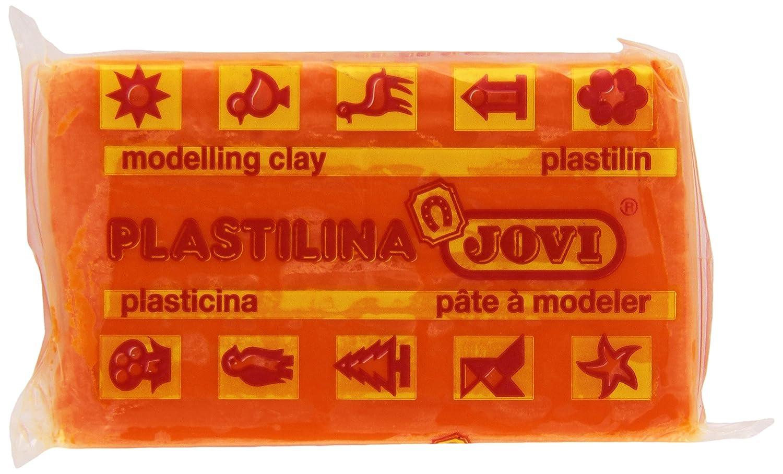 Jovi 70–Plastilina, colore: arancione Jovi 70-Plastilina